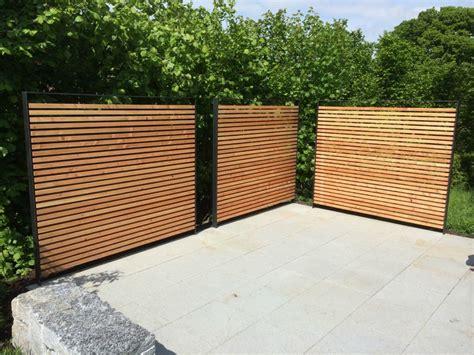 Garten Sichtschutz Welche Möglichkeiten by Gartenmauern Und Sichtschutz Steiner H 252 Rlimann