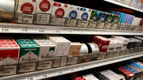 bureau de tabac 13 tabac les paquets neutres introduits quot sans doute quot à la mi