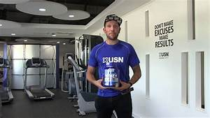 Usn 100  Premium Whey Protein Review By Danny Butler