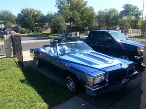 Sell New Custom Cadillac Coupe Deville Chop Top In Austin Texas United States