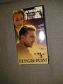 The English Patient (VHS, 1996) WINNER OF 9 ACADEMY AWARDS ...