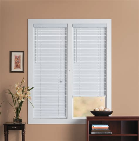 Sears Window Treatments Hardware by Bali Window Solutions White Embossed Vinyl Home Home
