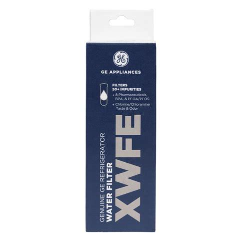 ge xwfe refrigerator water filter replaced xwf joshua bate trading bermuda