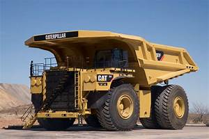 Cat C175 Engine, Refined Drive Train and Efficient Body ...