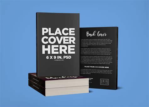 stacked books   cover mockup psd good mockups