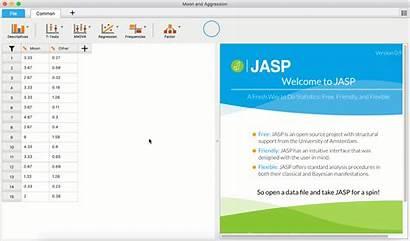 Jasp Comp Col Export Csv Stats Data