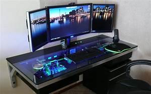 Pc Tisch Gamer : pc geh use im tisch verbaut gibt es einen name f r ein solches geh use gaming ~ A.2002-acura-tl-radio.info Haus und Dekorationen