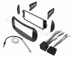 Vw Bug Beetle Complete Car Stereo Radio Install Dash Kit