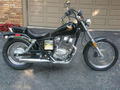Buy 1986 Honda Rebel Cmx250c Motorcycle On 2040-motos