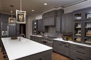 50, Gorgeous, Gray, Kitchens, That, Usher, In, Trendy, Refinement