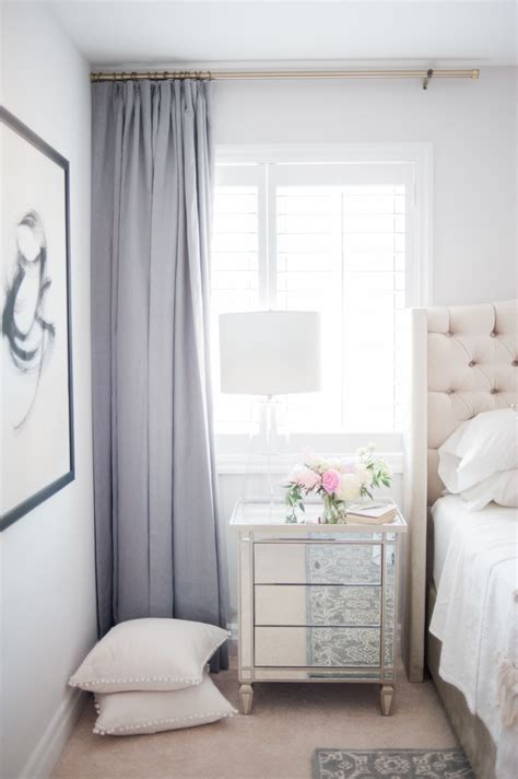 suburban faux pas master bedroom reveal lark linen