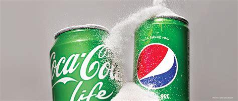 coca cola life  pepsi true put   test consumer