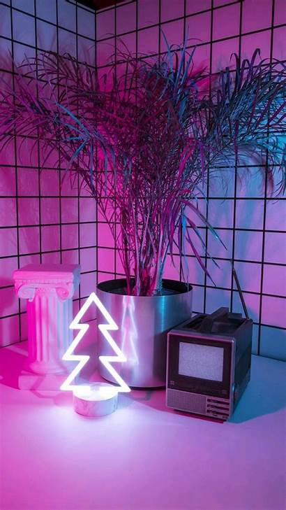 Aesthetic Neon Purple Pink Wallpapers Wallpaperaccess Backgrounds