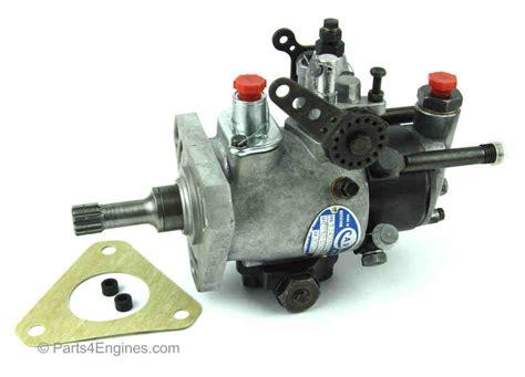 perkins  dpa injector pump hydraulic governor