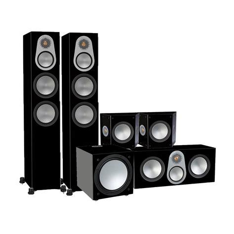 Monitor Audio Silver 300 AV12 5.1 Speaker Pack