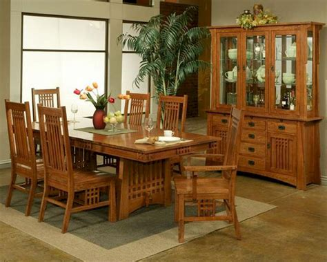 Oak Dining Set W/ Brentwood Chairs Bungalow By Ayca Ay-ap5