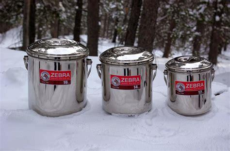 zebra billy pots gear bushcraft cookware stainless steel bushcrafting