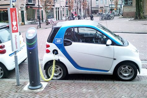 Electric Car Sales Are Growing More Than 100 Percent Every