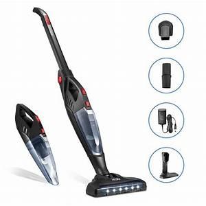 Deik Cordless Vacuum Cleaner  Rechargeable Stick