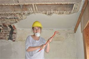Comment Renover Un Plafond : maison r novation motivation r novation du salon et de ~ Dailycaller-alerts.com Idées de Décoration