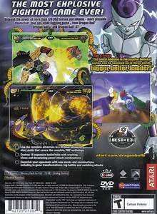 Dragon Ball Z Budokai Tenkaichi 2 Sony Playstation 2 Game