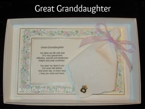 great granddaughter poems