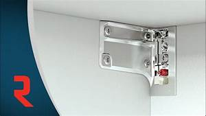 Libra Dowel Or Screw Fixing Cabinet Suspension System
