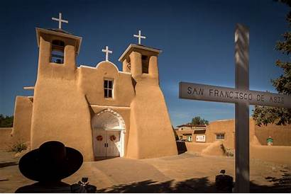 Taos Francisco San Cross Tao Nm Vacation