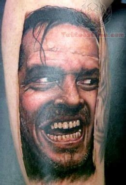 horror tattoos page