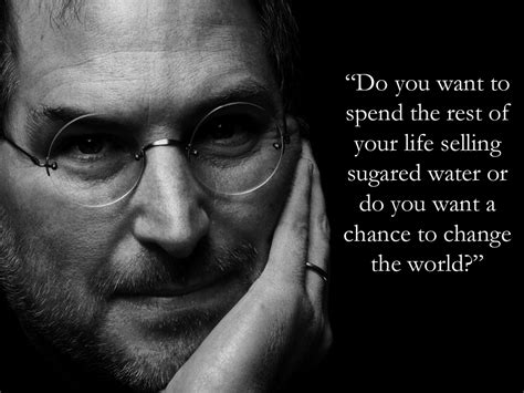 inspirational quotes  steve jobs