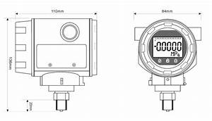 Industrial Smart Differential Pressure Transmitter 4