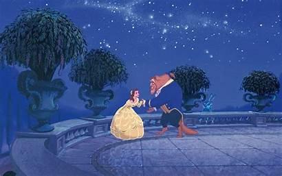 Beast Beauty Wallpapers Disney