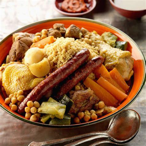 recette de cuisine en gratuit couscous tunisien recette sur cuisine actuelle