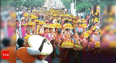 Telangana pride flew high and how!: Telangana pride flew ...
