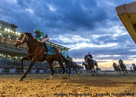 monomoy mr division risen star 1st wins powers horse stakes grade jockey geroux florent aboard 48th running