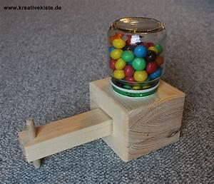 Basteln Mit Holz Ideen : bonbonspender ~ Lizthompson.info Haus und Dekorationen