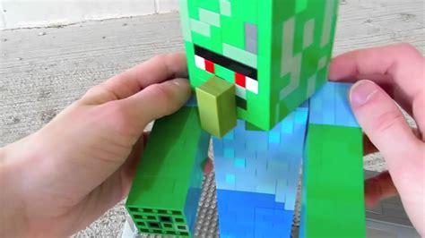 minecraft zombie villager toys