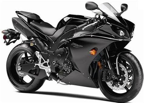 2011 Yamaha R1 Colors Variant