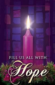 Church Bulletin 14 U0026quot  - Advent 1