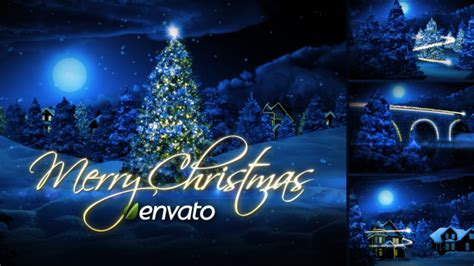 templates after effects free video e slideshow christmas slideshow by artproject videohive
