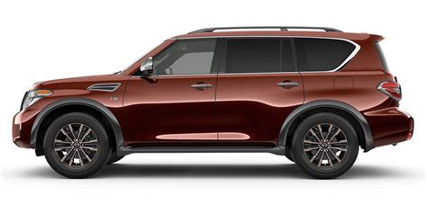 nissan armada forged copper photo gallery