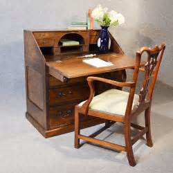 bureau large 17th century writing desk antiques