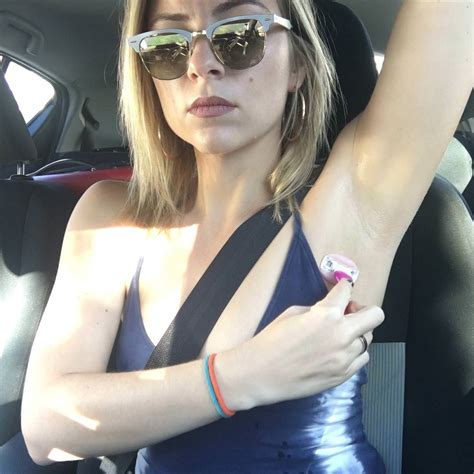 Celebrity Armpits