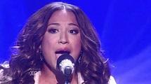"""Melanie Amaro """"Listen"""" - X Factor USA Finals (HD).mov ..."""