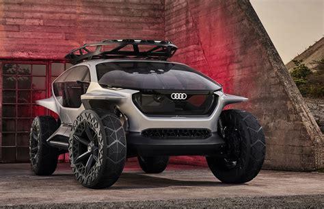 audi aitrail quattro concept revealed  frankfurt auto show