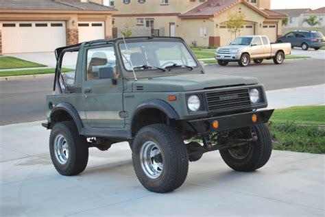 Suzuki Tacoma by Quot New Quot Suzuki Samurai Tacoma World