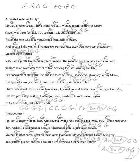 Wagon Wheel Banjo Chords Chart