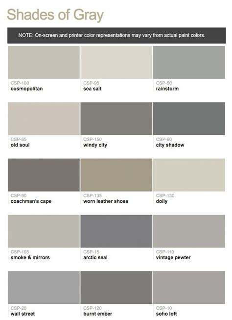 470 best paint color names images on pinterest color