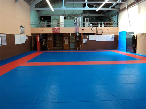 tapis salle de sport 15 sol en caoutchouc pour salle de fitness salle de tapis de