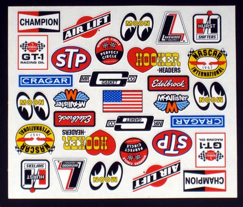 Vintage Logo Detail Decals For Rc Cars, Late Models, Stock. Make Your Own Birthday Banner. Coffee Shop Banners. Bakkie Decals. Mural Festival Murals. Farquaad Banners. Vintage Car Decals. Symbol Stickers. Mission Logo